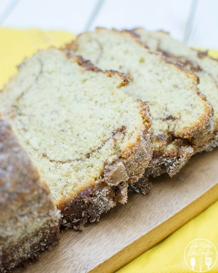 cinnamon sugar banana bread 3