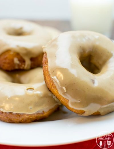 maple glazed donuts 2