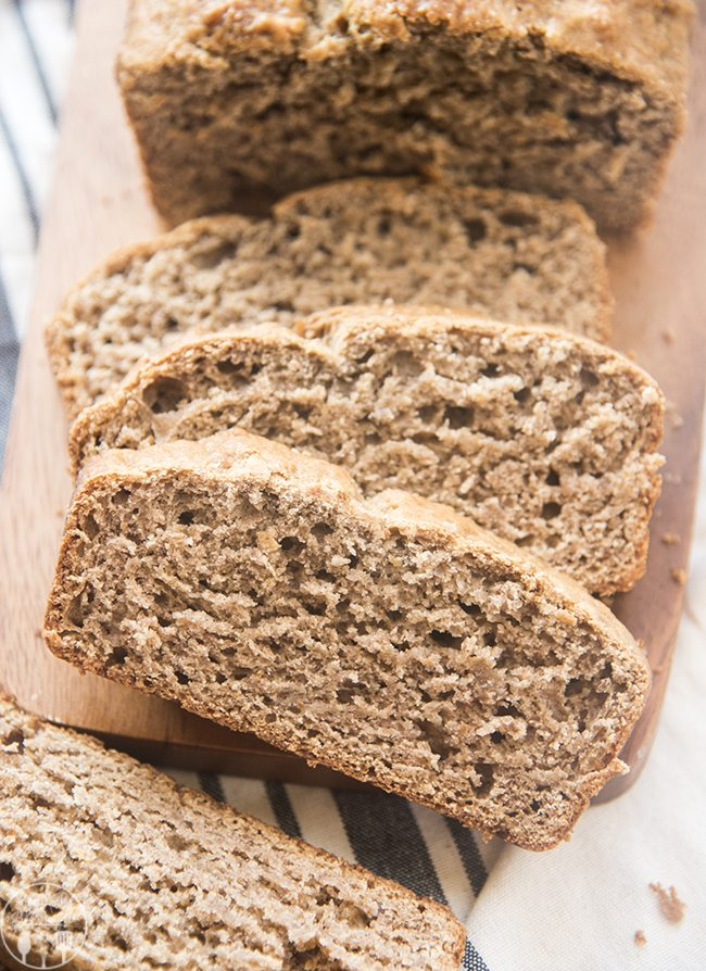 healthier banana bread 5