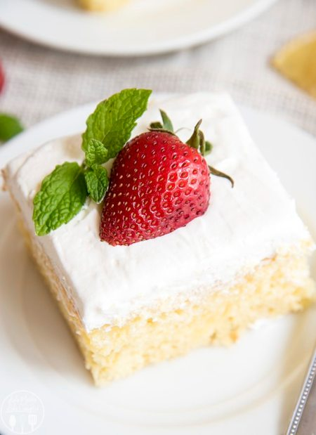 lemon poke cake 8