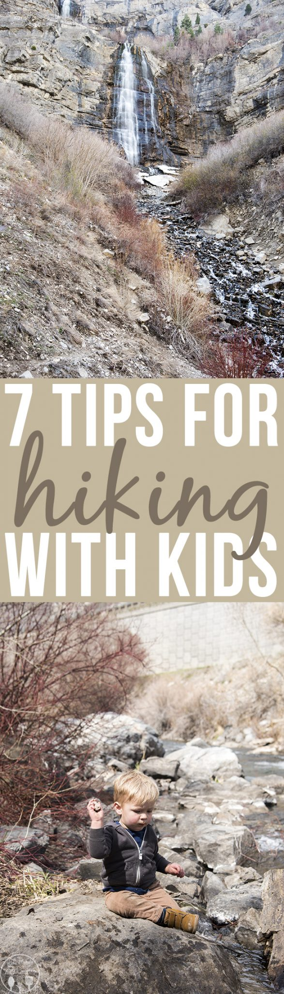 7 tips for hiking with kids - simple ideas to make your hiking experience easier and more enjoyable with kids!