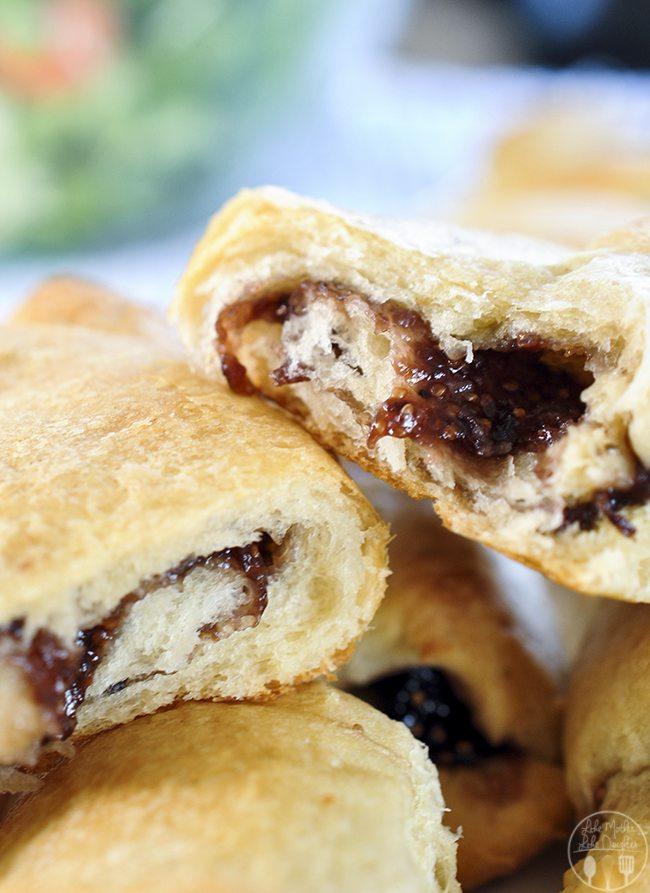 fig almond croissants 2