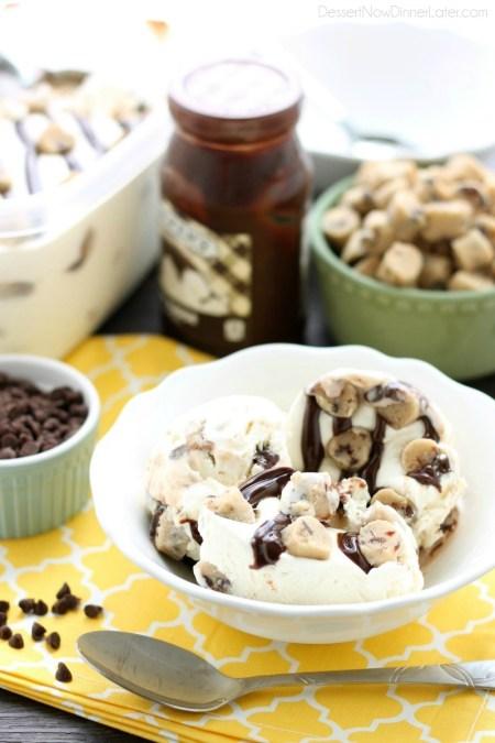 No Churn Chocolate Chip Cookie Dough Ice Cream WM (1)