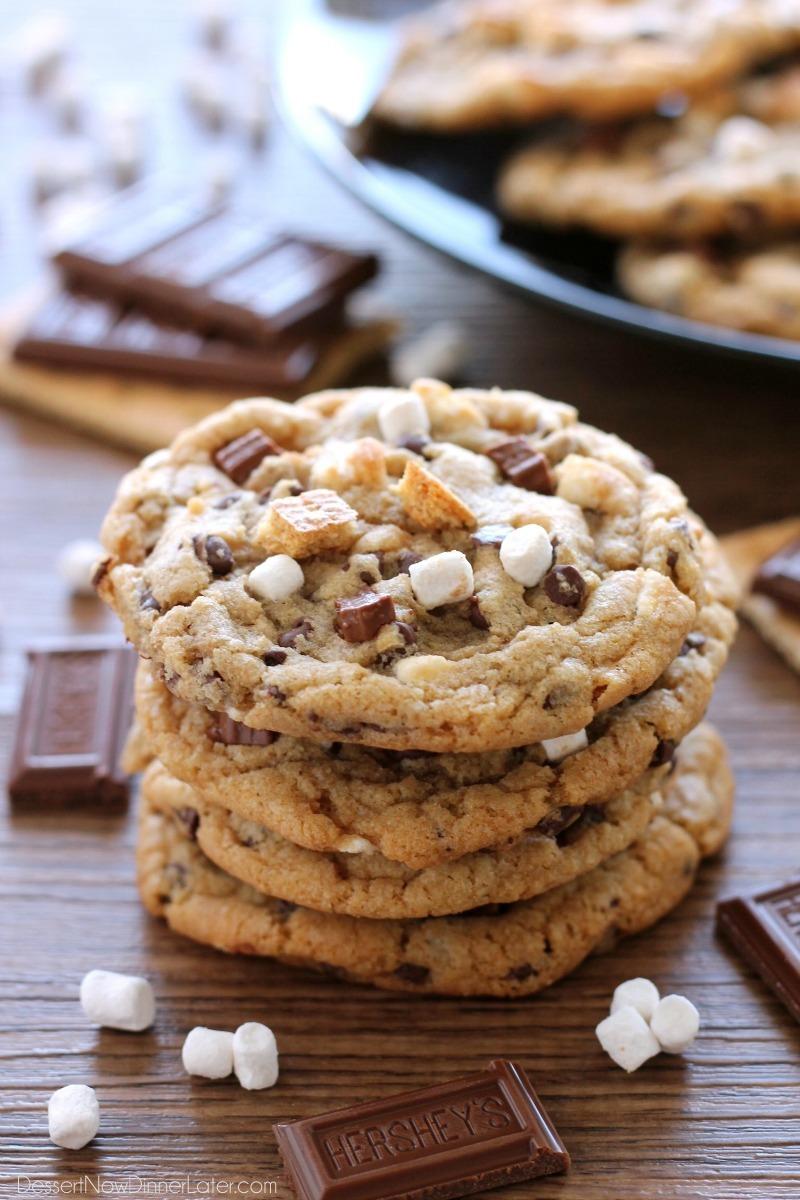 S'mores Cookies WM
