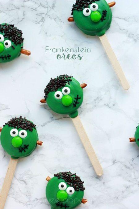 frankenstein-oreos