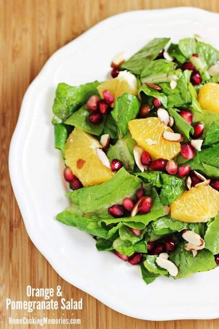 Orange-and-Pomegranate-Salad