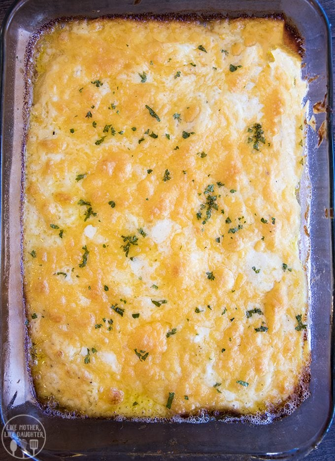 cheesy scalloped potatoes 3