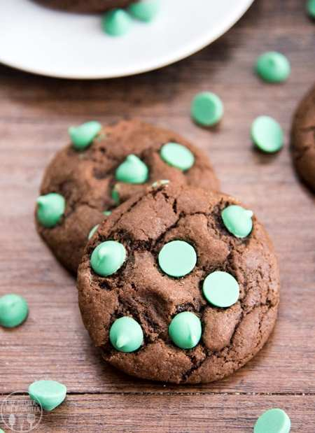chocolate-mint-chip-cookies-5