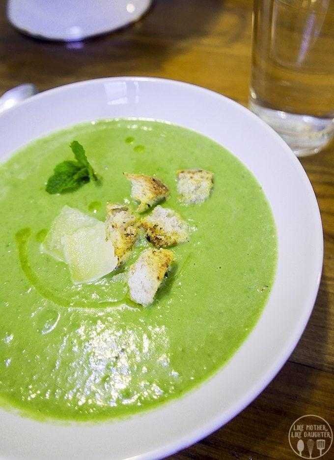 asparagus spring soup 1