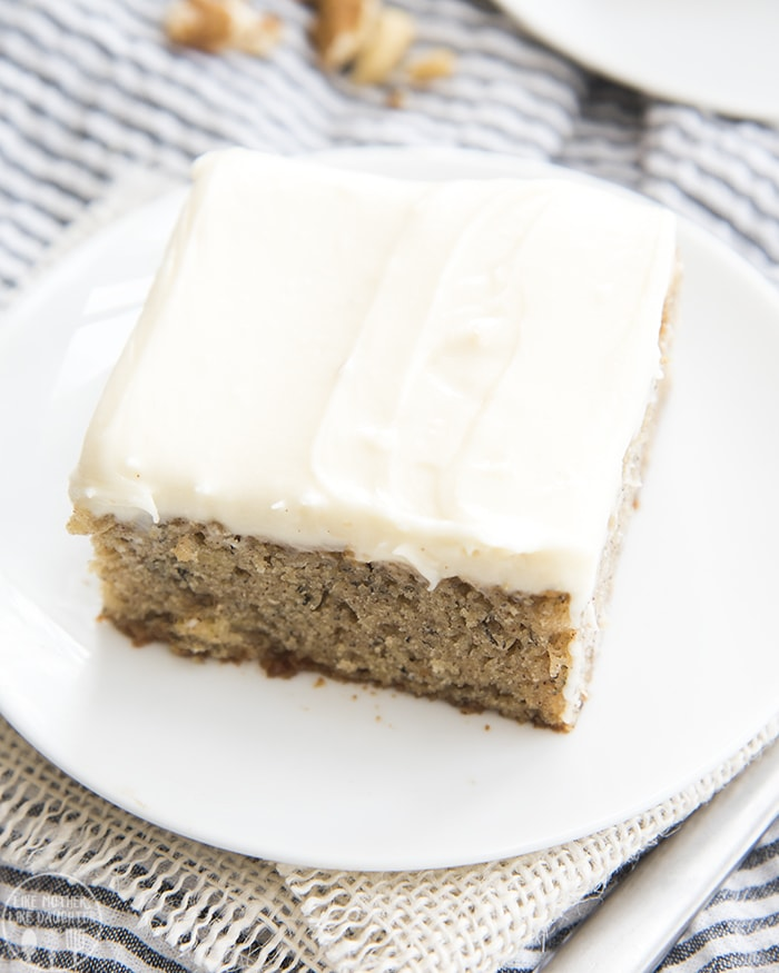 Banana Cake Recipe you'll love