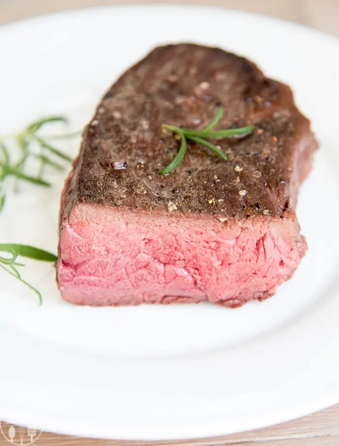How to Sous Vide Steak to get the perfect tender, juicy steak, cooked exactly how you want it and bursting full of flavor!