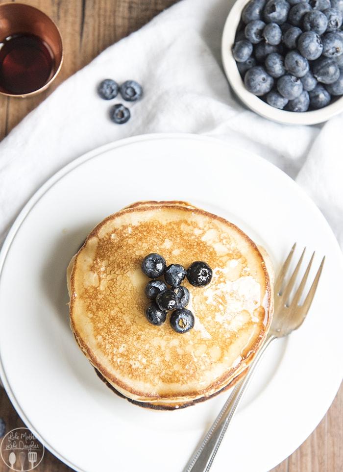 Ricotta Pancakes Recipe