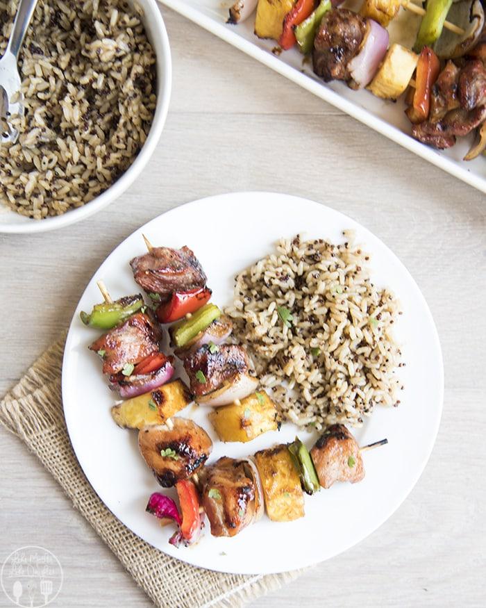 Pork Shish Kabob Recipe