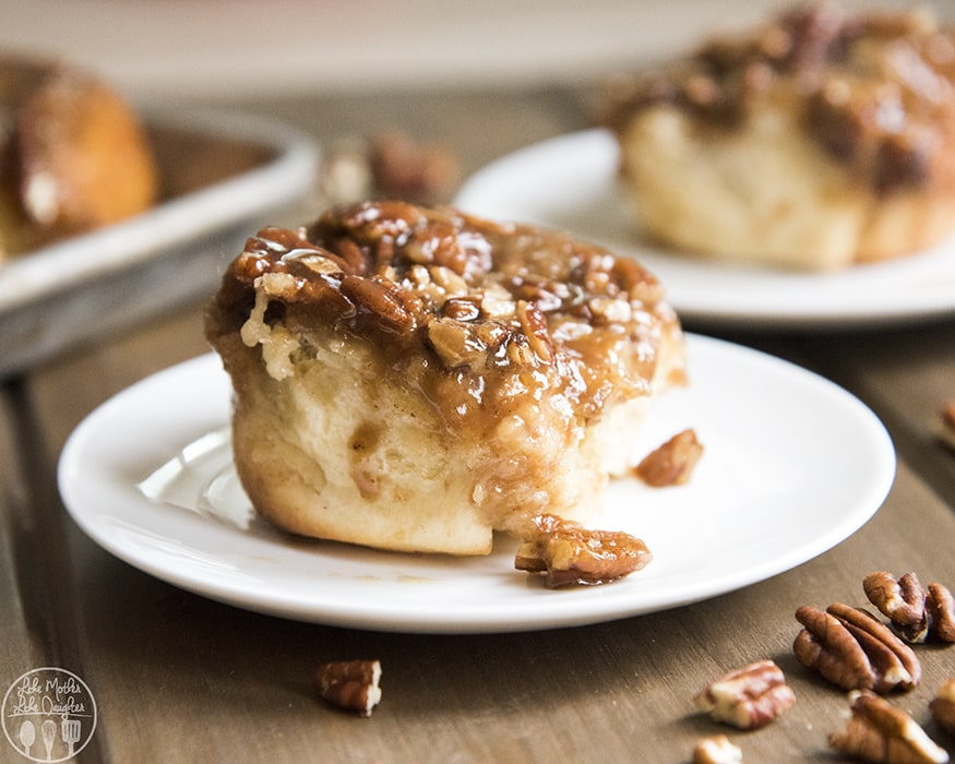 Homemade Sticky Buns