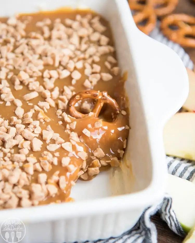 Caramel Apple Dip Recipe
