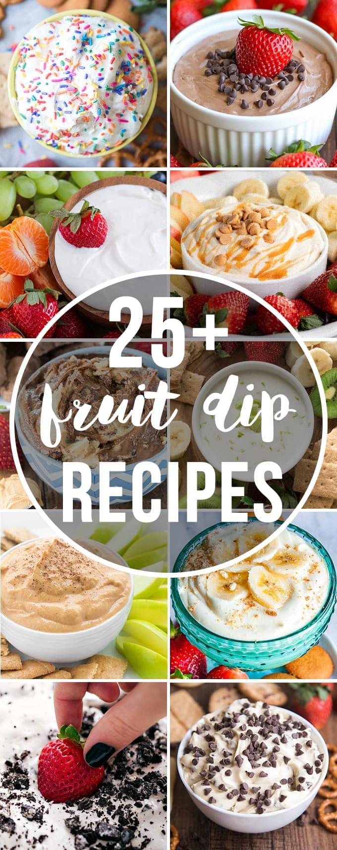 25 Fruit Dip Recipes Like Mother Like Daughter