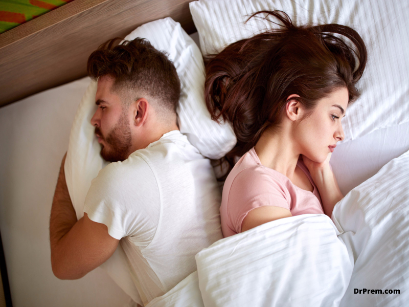 Tips for couples for getting past the rough times