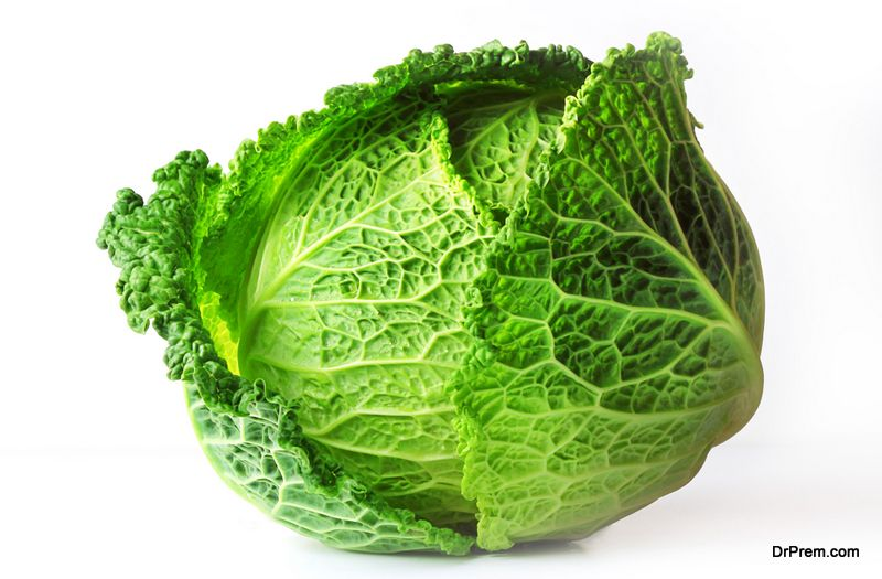 cabbage could be a means of exercise
