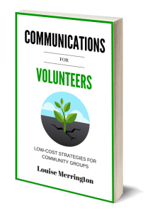 Communications for Volunteers cover