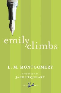 Emily Climbs (McClelland and Stewart, 2009)