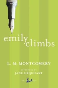 Emily Climbs (McClelland and Stewart, 2009)