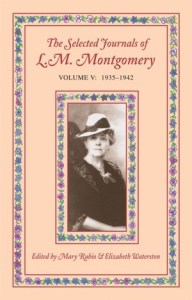 The Selected Journals of L.M. Montgomery, Volume 5: 1935–1942
