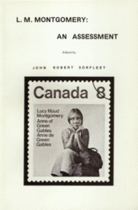 Cover art for L.M. Montgomery: An Assessment (1976)