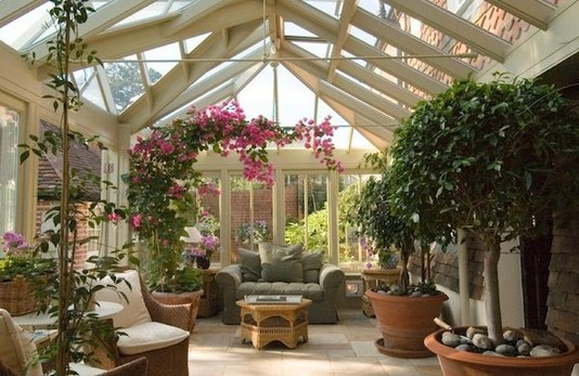 11 Enchanting Sun Room Design Ideas For Relaxing Room In The Morning 01