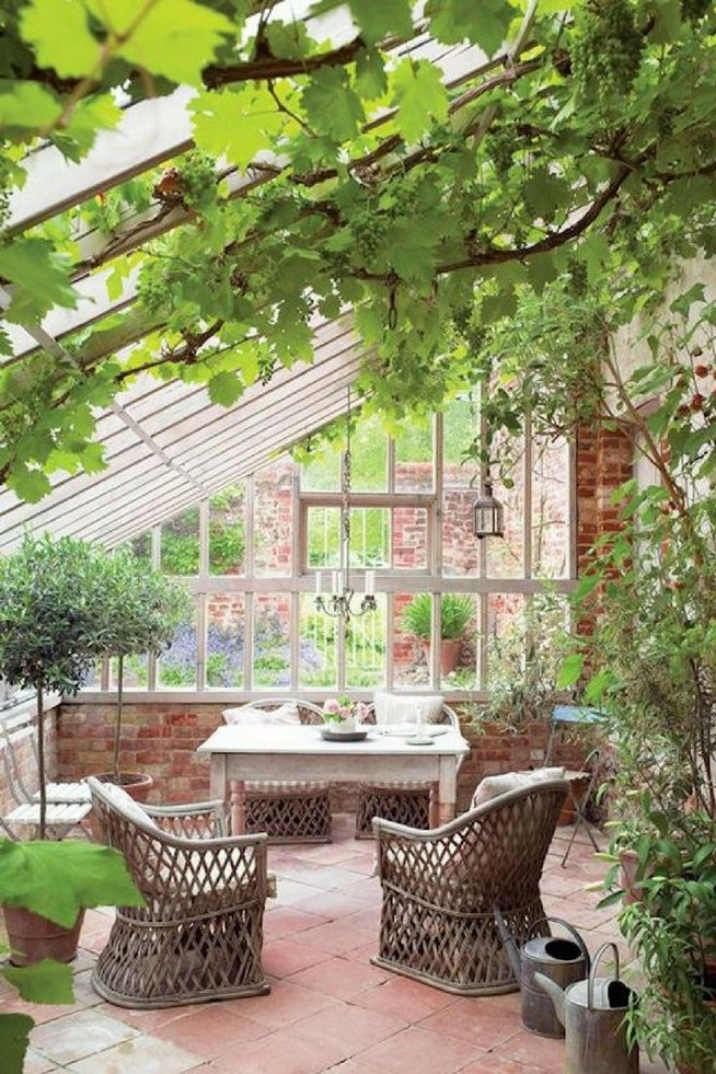 11 Enchanting Sun Room Design Ideas For Relaxing Room In The Morning 20