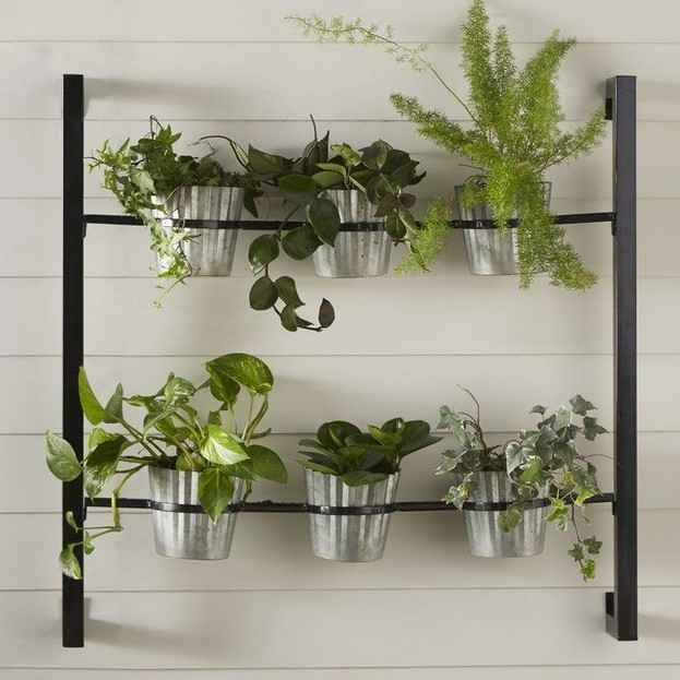 11 Fabulous Wall Planters Indoor Living Wall Ideas 01