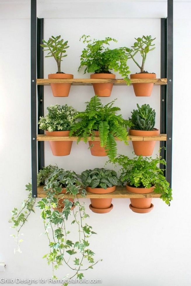 11 Fabulous Wall Planters Indoor Living Wall Ideas 08