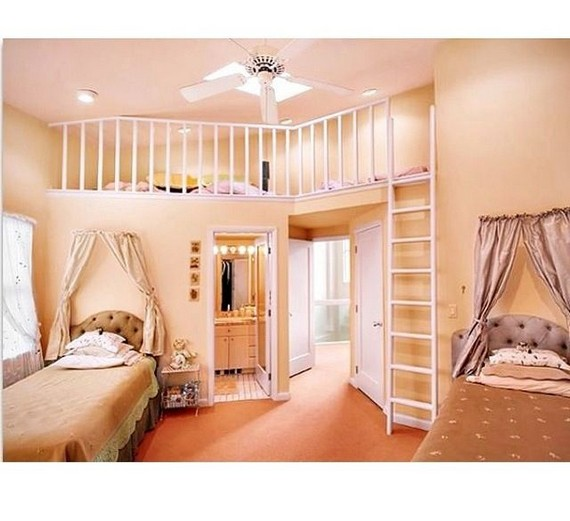 12 Fancy Kids Bedroom Design Ideas For Dream Homes 06