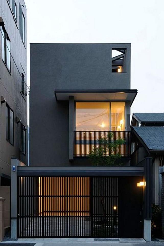 12 Minimalist Home Exterior Architecture Design Ideas 20