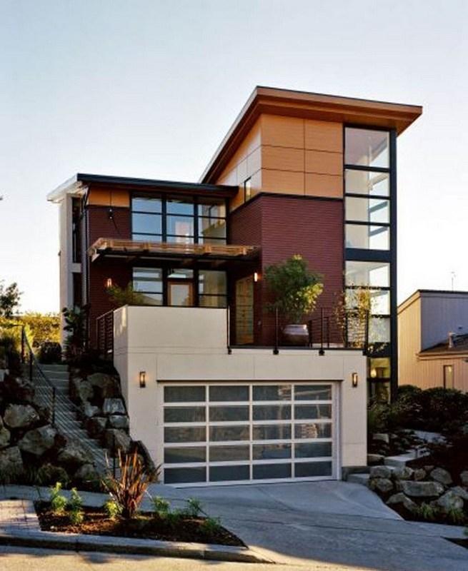 12 Minimalist Home Exterior Architecture Design Ideas 23