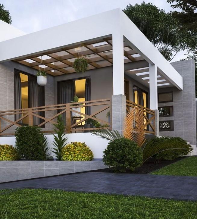 12 Minimalist Home Exterior Architecture Design Ideas 25