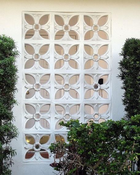 13 Awesome Breeze Block Wall Backyard Inspiration Ideas 12