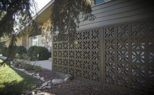 13 Awesome Breeze Block Wall Backyard Inspiration Ideas 17