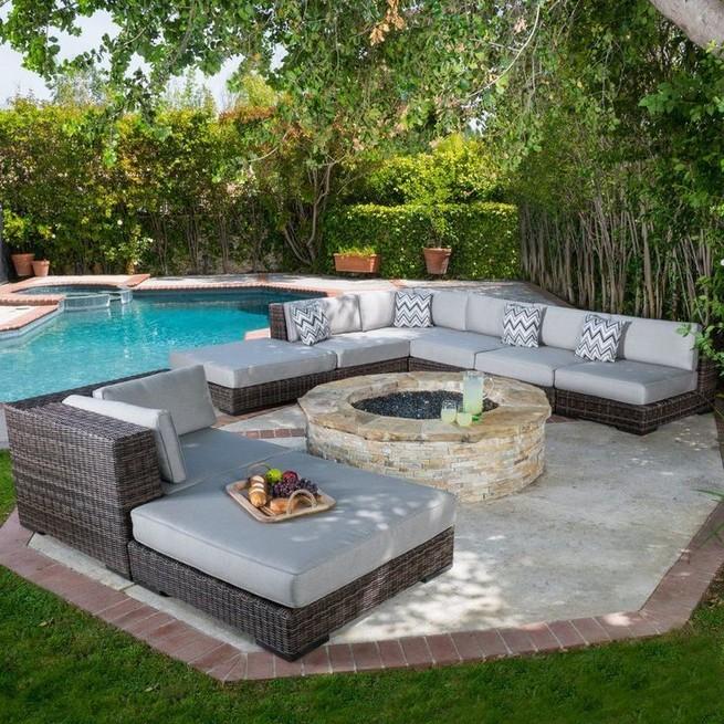 13+ Casual Cabana Swimming Pool Design Ideas - lmolnar on Small Pool Cabana Ideas id=67713