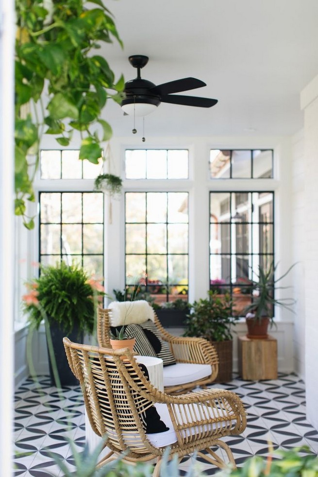 13 Stunning Black Rattan Chairs Designs Ideas 14