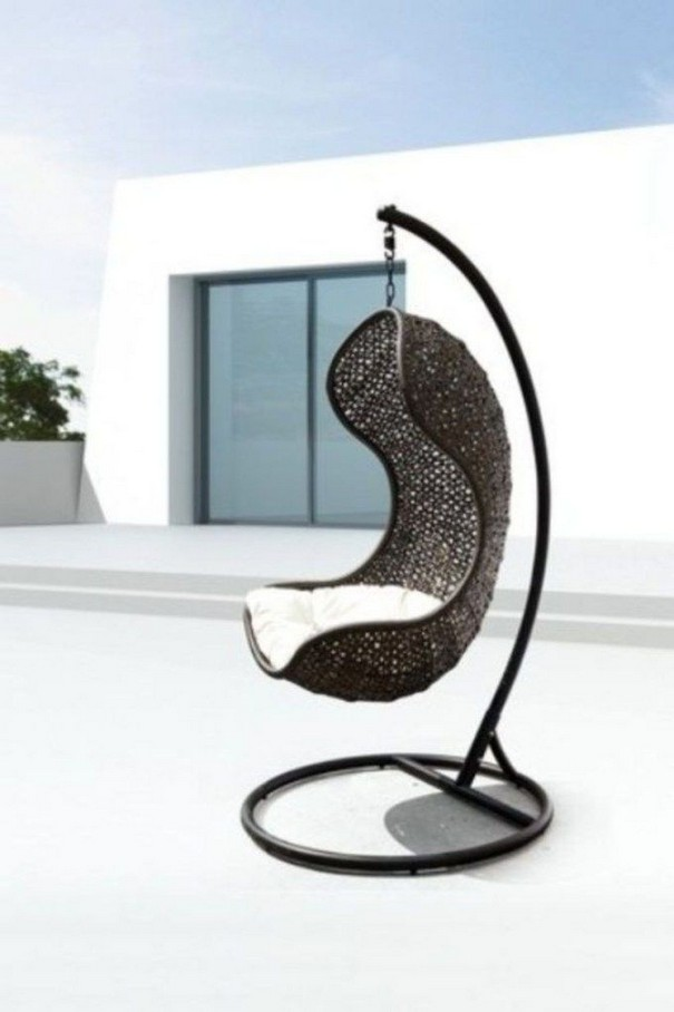 13 Stunning Black Rattan Chairs Designs Ideas 19
