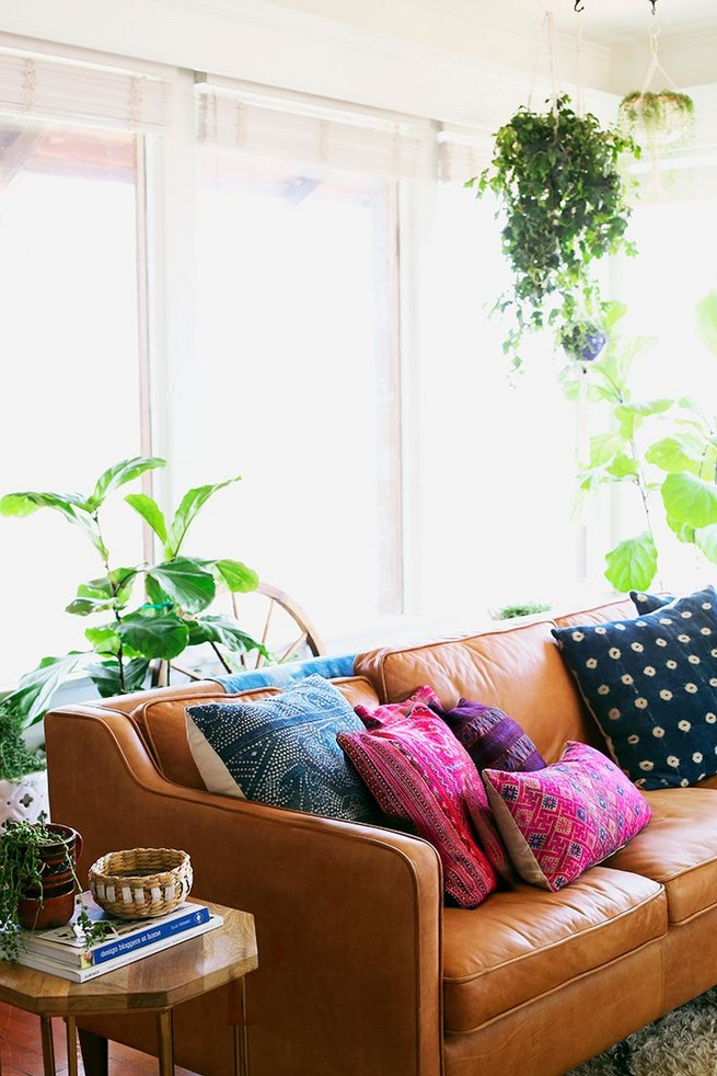 14 Incredible Colorful Bohemian Living Room Ideas For Inspiration 01