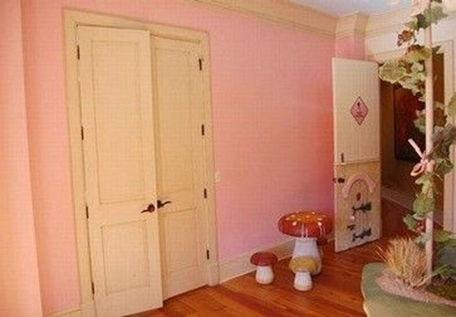 15 Charming Pink Kids Bedroom Design Decorating Ideas 05