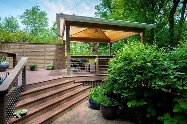 16 Deck Canopy Exterior Remodel Ideas On A Budget 02