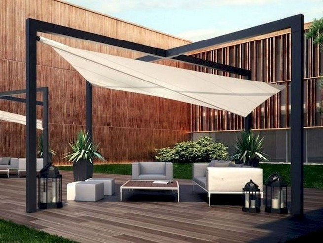 16 Deck Canopy Exterior Remodel Ideas On A Budget 24