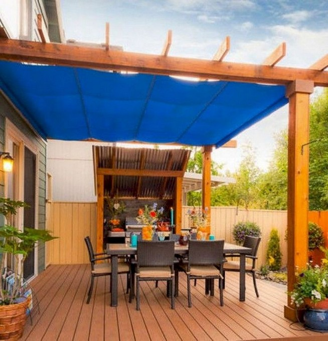 16 Deck Canopy Exterior Remodel Ideas On A Budget 65