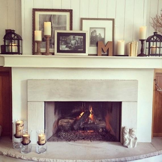 16 Elegant Living Room Shelves Decorations Ideas 35