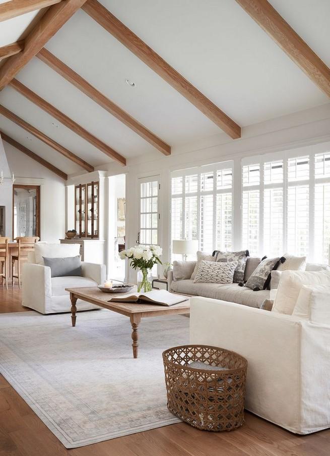 16 Elegant Living Room Shelves Decorations Ideas 41