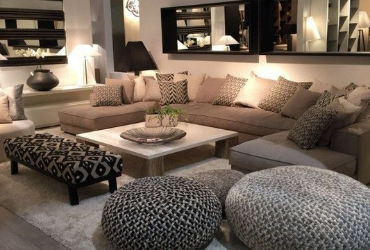 17 Attractive Modern Family Room Designs Ideas 05