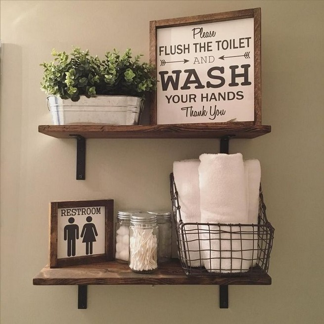 17 Best Ideas For Decorating Your Dream Bathroom Properly 52