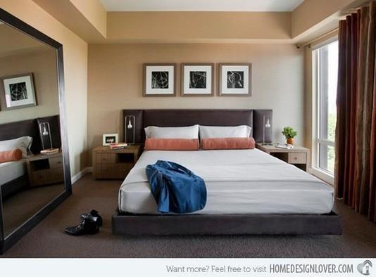 18 Impressive Bedroom Dressers Ideas With Mirrors 01